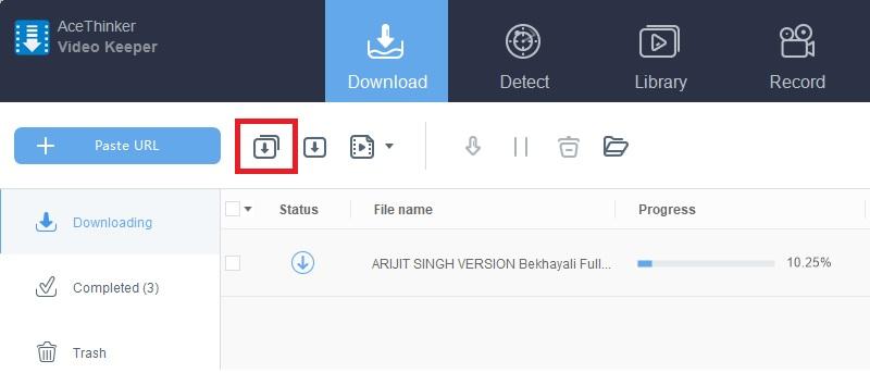 tseries vk batch download