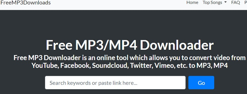 mp3 alternative freemp3 interface