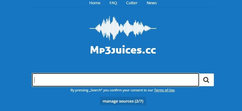 mp3 alternative mp3juices interface