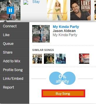 myspace buy song