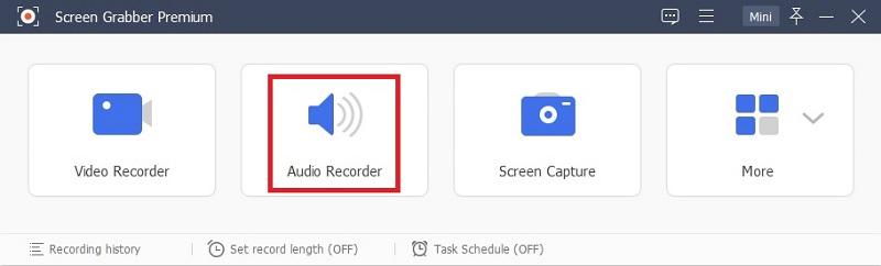 sgpremium audio recorder