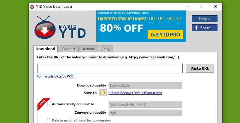 videodownloader-ytd
