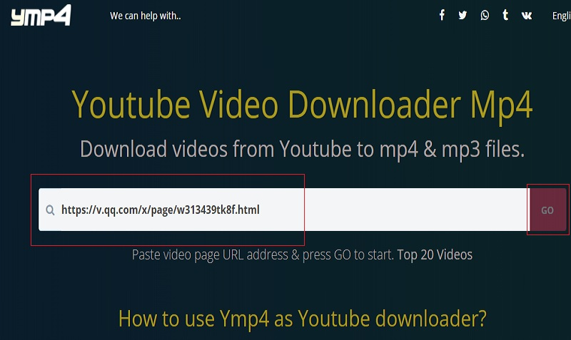 Tencent-download-ymp4