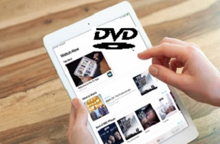 Best Way to Play DVD on iPad