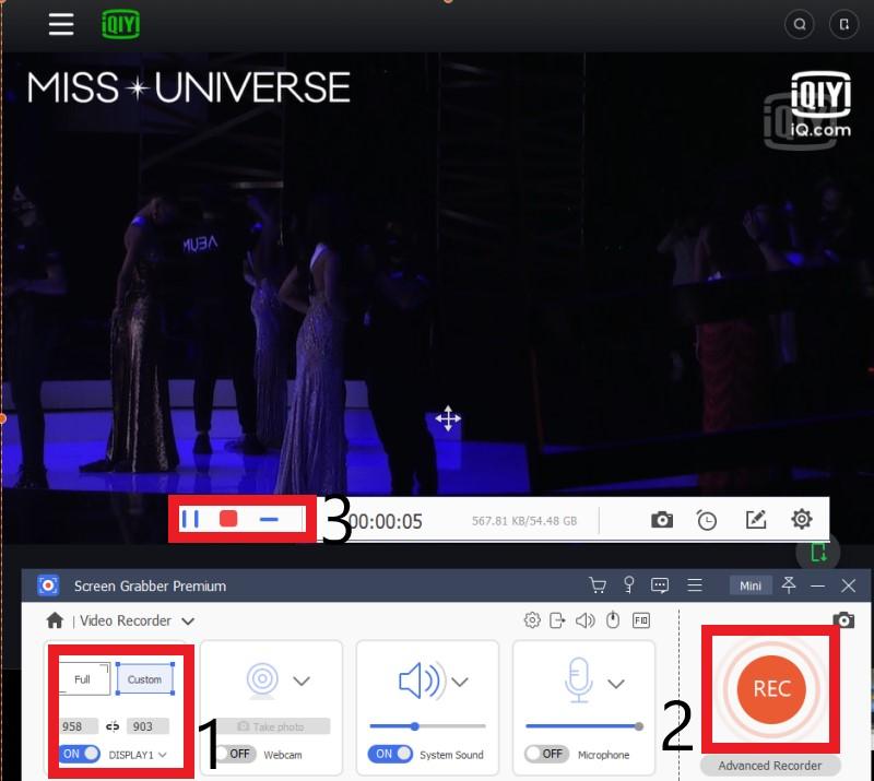 download iqiyi video sgp step3