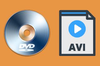 Top 5 Ways to Rip DVD to AVI on Windows and Mac