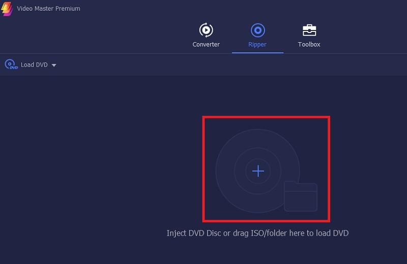 play dvd to ipad vmp step 2