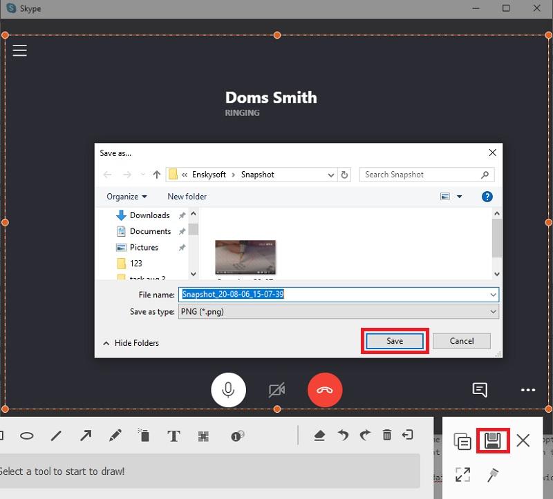 sgpremium save captured skype calls