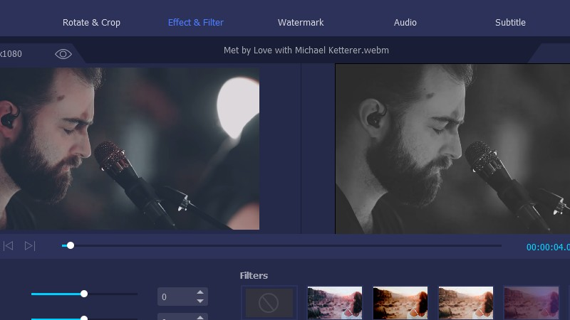 video effect