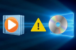 windows media player not recognizing dvd
