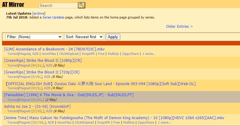 animetosho download subtitle