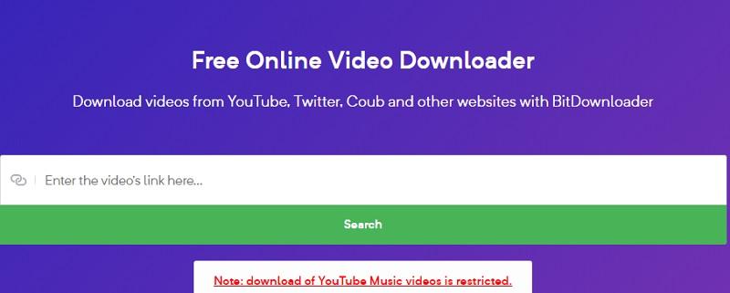 best chrome video downloader bitdownloader