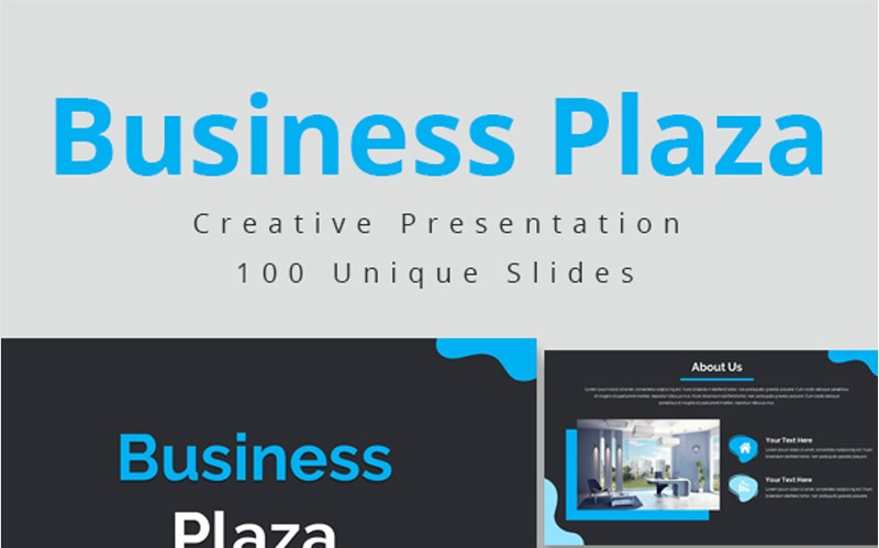googleslides businessplaza interface