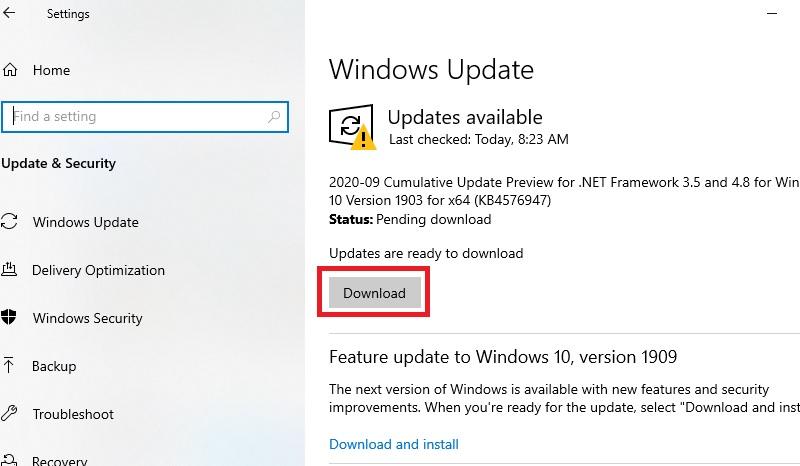 optimize windows10 directx12