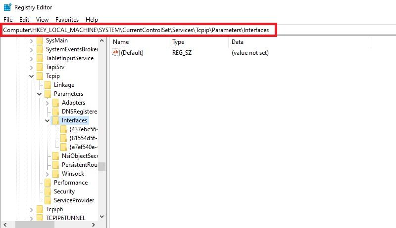 optimize windows10 nagle2