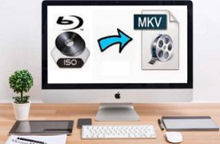 Covered Image ISO zu MKV