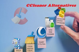 Best CCleaner Alternatives for Cleaning Storage Data
