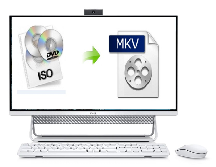 iso to mkv difference