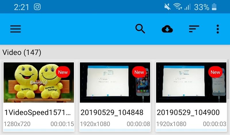 mkv android bsplayer step1