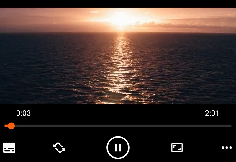 mkv android vlc step2