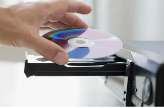 DVD-Player liest keine Disc
