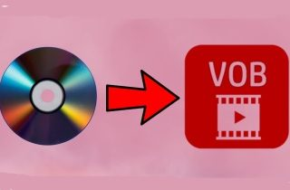 How to Convert DVD to VOB with DVD Ripper Quickly