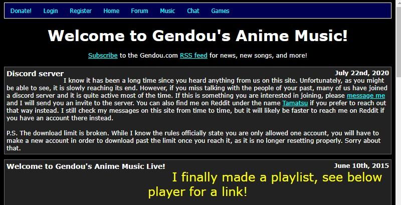 gendou interface