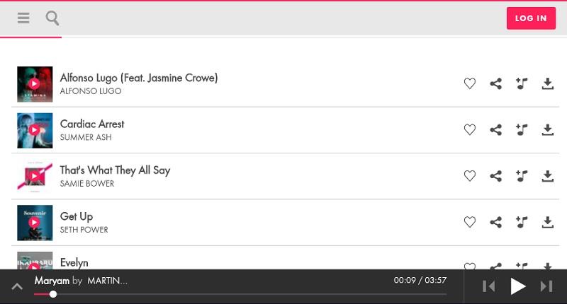 jamendo download mp3