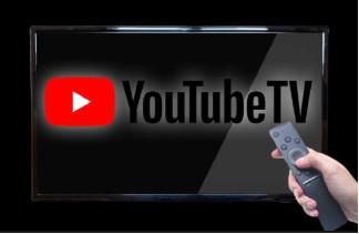 Aufnahme auf YouTube TV-Funktion