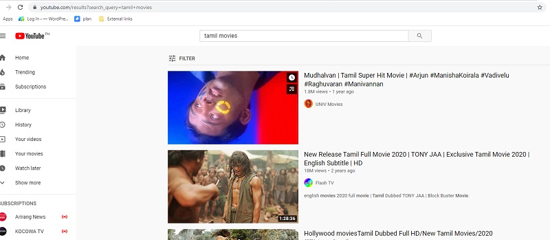 youtube-tamil