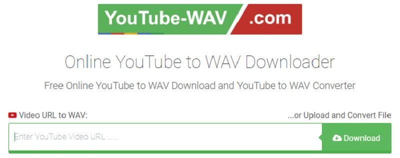 youtubewav konvertiere yt in wav