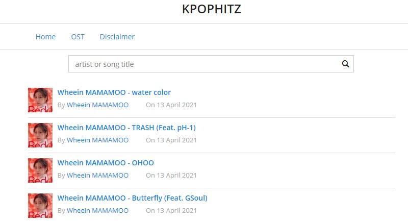 download kpop songs kpophitz