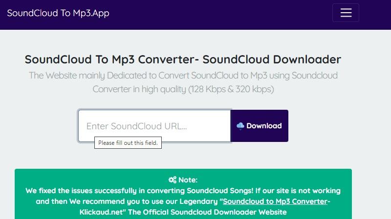 download soundcloud stma