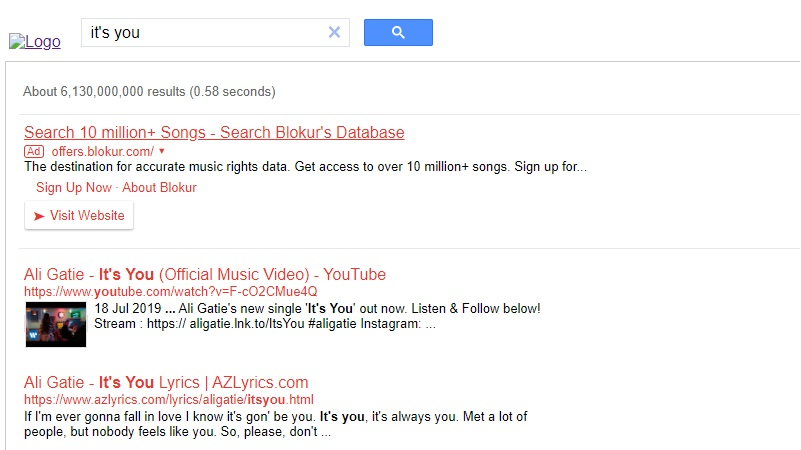 lyrics world search engine