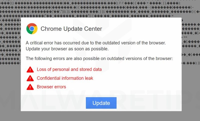 outdated web browser