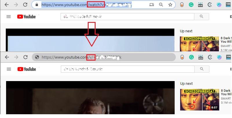 watch blocked youtube videos URL