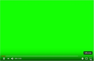 How to Fix YouTube Showing Green Screen Problem