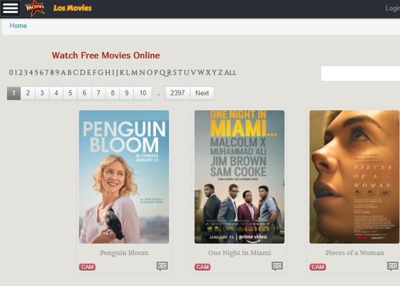 besten Filme Websites keine Anmeldung losmovies