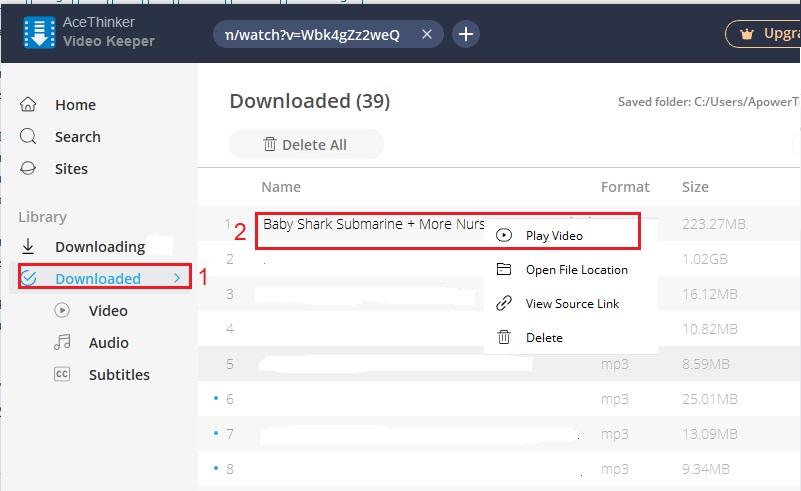 download cocomelon nursery rhymes step 4