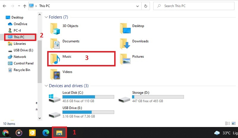 download music to usb tips step1