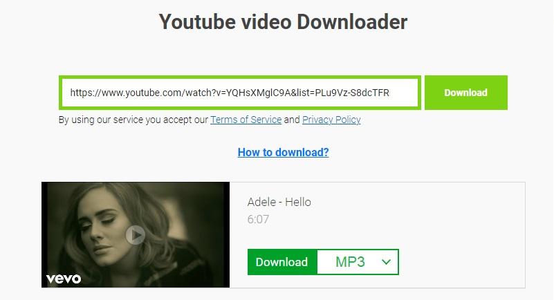 download youtube album with savenet