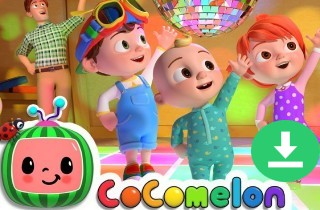 How to Download CoComelon Nursery Rhymes in MP4 and MP3