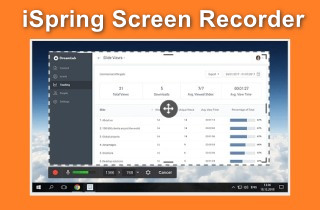 Review About iSpring Screen Recorder