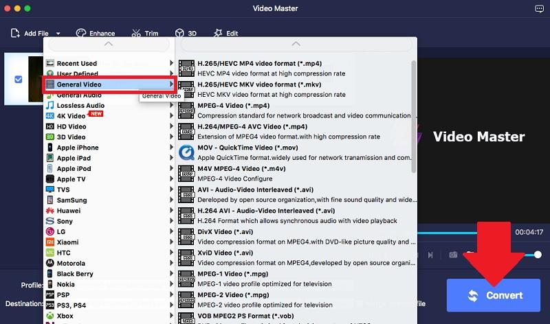 Apple Prores Codec VM Schritt 3