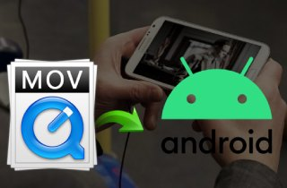 play mov files on android