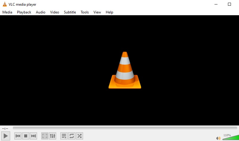 vlc merge video interface