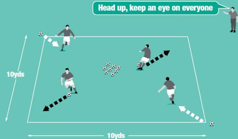 download football skills video part 2