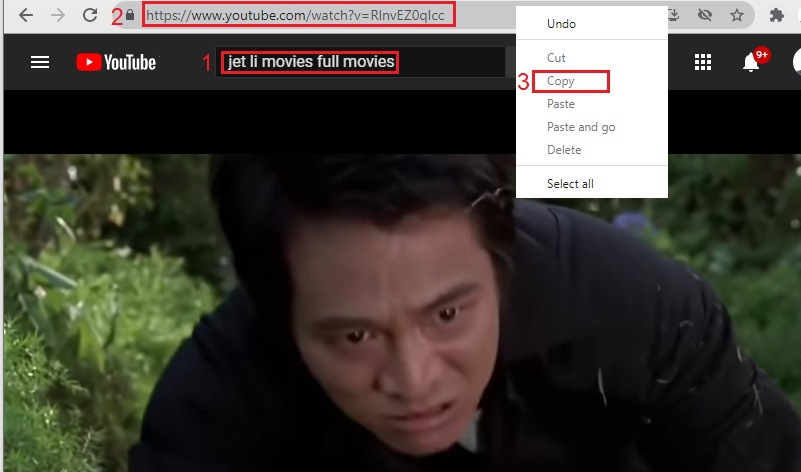 download jet li movies vk step 2