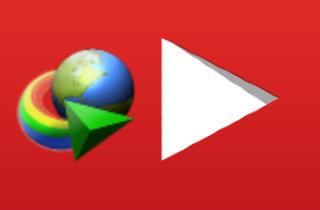 Vorgestelltes Bild YouTube-Wiedergabeliste mit IDM herunterladen