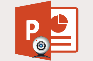 featured image record powerpoint with webcam